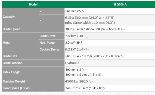 h-560h-dspec